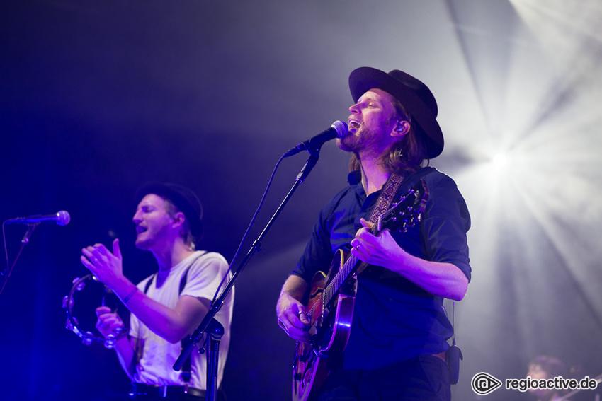 The Lumineers (live in Wiesbaden, 2016)