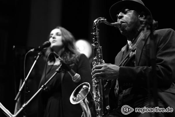 Würdevoll - Archie Shepp sorgt in Heidelberg für einen würdigen Abschluss von Enjoy Jazz 2016
