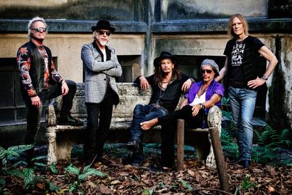 Get a Grip - Aerosmith werden von ihrem langjährigen Schlagzeuger verklagt