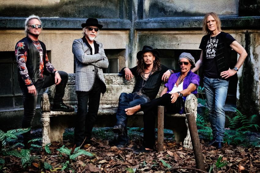 """50 Jahre """"Bad Boys From Boston"""" - Jubiläum: Aerosmith kommen 2020 für eine exklusive Show nach Deutschland"""