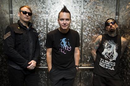 Wie alt sind sie nochmal? - Blink-182 spielen im Juni 2017 vier Deutschlandkonzerte