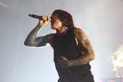 Metal-Core Sensation: Fotos von Bring Me The Horizon live in der Jahrhunderthalle Frankfurt