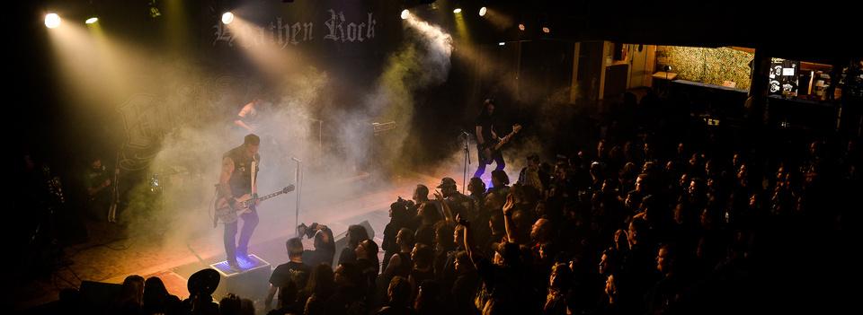 Eröffnet die Jubiläumsausgabe des Heathen Rock Festivals 2019 in Hamburg!