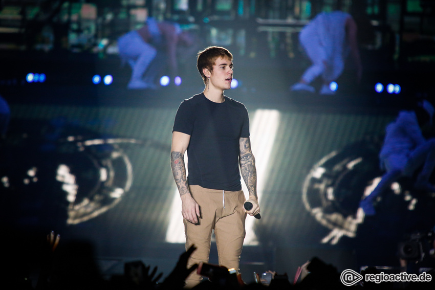 Justin Bieber (live in Frankfurt, 2016)