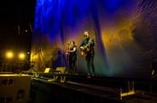Bilder von Greg Holden als Opener von Revolverheld live in Mannheim