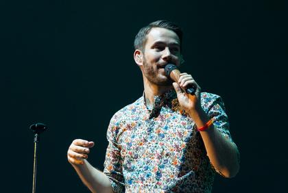 Leise Töne - Revolverheld MTV Unplugged: Live-Fotos aus der SAP Arena Mannheim