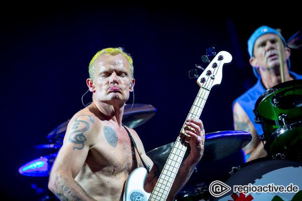 Erstmals seit 12 Jahren - Erstes Video: John Frusciante wieder auf der Bühne mit den Red Hot Chili Peppers