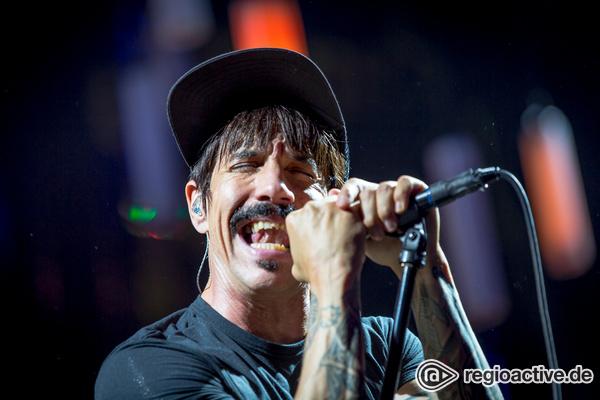 Florenz und Pinkpop - Die Red Hot Chili Peppers bestätigen Festivalauftritte 2020