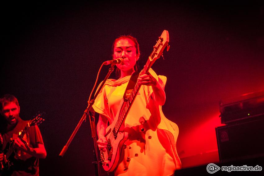 Deerhoof (live in Frankfurt, 2016)