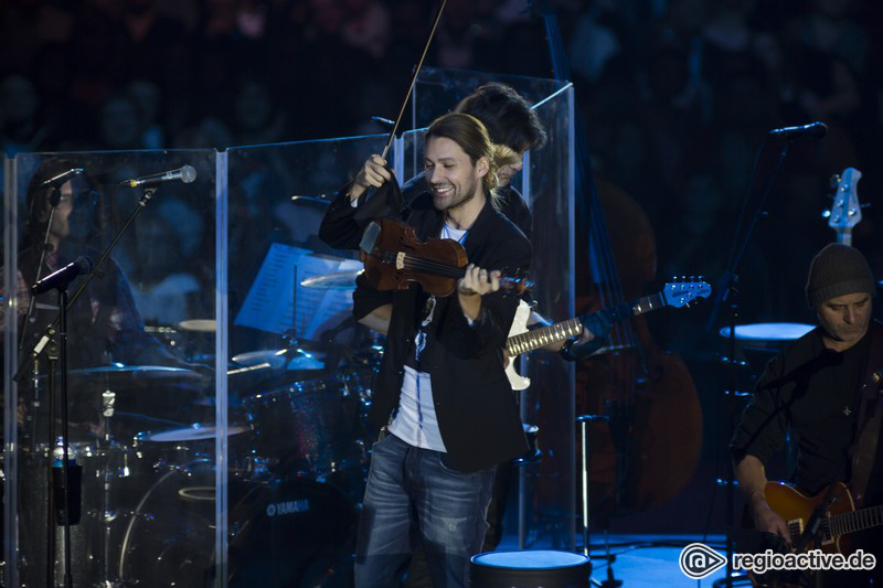 David Garrett (live in Mannheim, 2016)