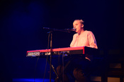 Goldig: Aaron Floyd als Support von Lukas Rieger live in Heidelberg