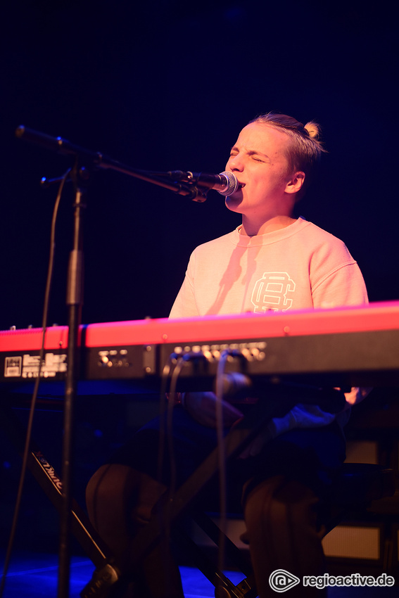 Aaron Floyd (live in Heidelberg, 2016)