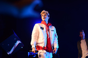 Lukas Rieger: Fotos des Teen-Stars live in der halle02 in Heidelberg