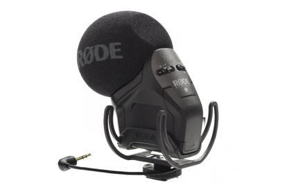 RØDE stellt das Stereo VideoMic Pro Rycote vor
