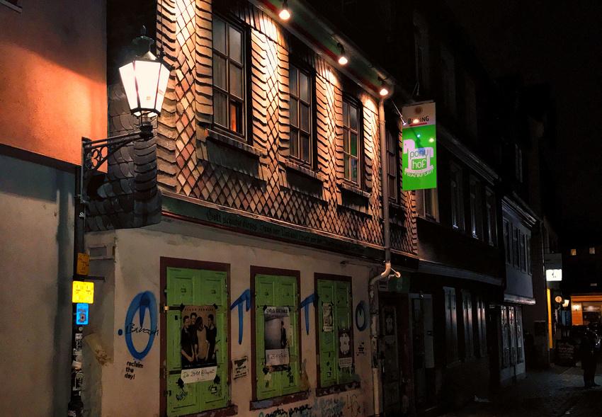 Top-Locations und Geheimtipps für Newcomer-Bands in Frankfurt