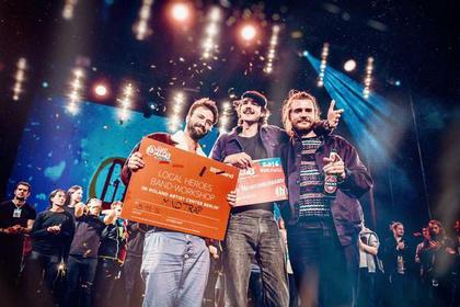 Helden gesucht und gefunden - local heroes 2016: Mind Trap beste Newcomer-Band, Pay Pandora gewinnt Publikumspreis