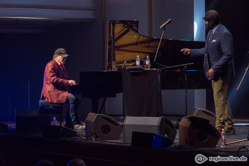 Gregory Porter live in Ludwigshafen am Rhein 2016