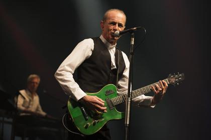 Pure Energie - Boogie-Helden: Live-Fotos von Status Quo in der Jahrhunderthalle Frankfurt