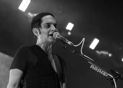 Auch nach zwanzig Jahren - Placebo sorgen in der Festhalle Frankfurt für jede Menge Emotionen
