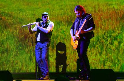 Der Flötenmann - Jethro Tull - The Rock Opera: Bilder von Ian Anderson aus Mannheim