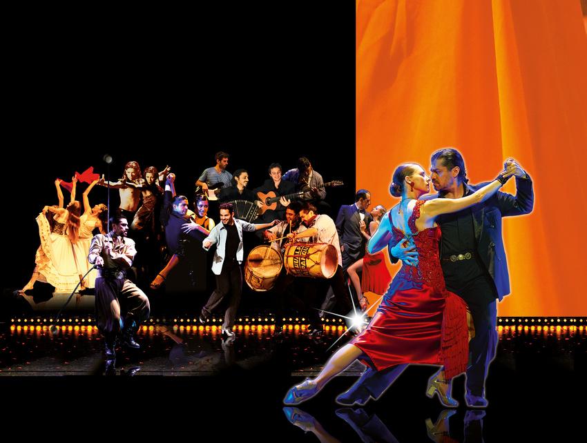 La Vida Loca - The Great Dance of Argentina mit neuem Programm 2017 auf Europatournee