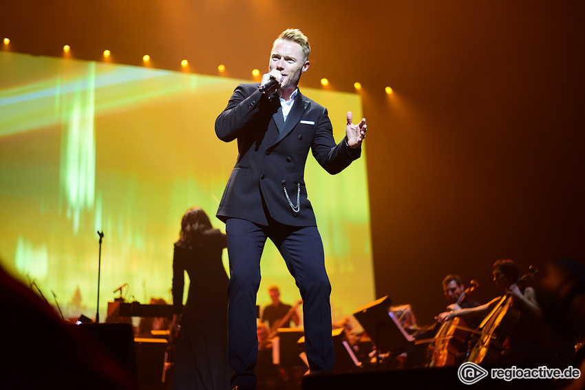Ronan Keating (live in Mannheim, 2016)