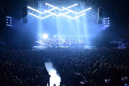 Königlich - So war die Premiere von Night Of The Proms 2016 in Mannheim