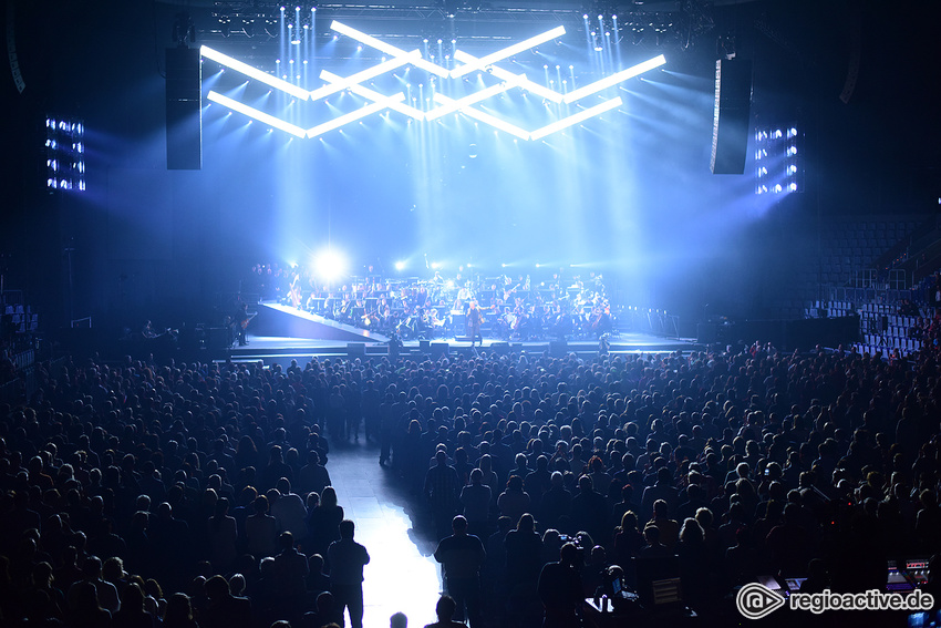 Simple Minds (live in Mannheim, 2016)