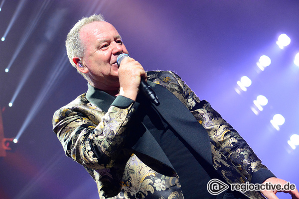 Von New Wave zu Klassik - Stargäste: Simple Minds live bei der Night of the Proms 2016 in Mannheim