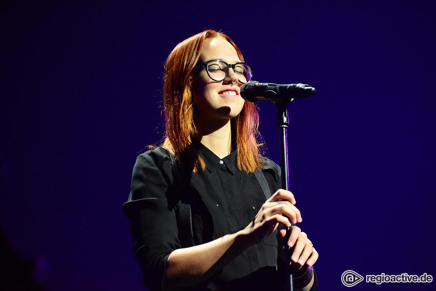 Soul-Power und Liebe - Stefanie Heinzmann im Herbst 2019 auf großer All We Need Is Love Tour