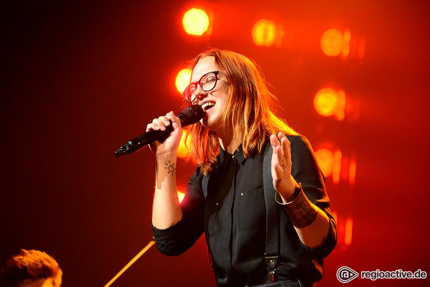 Stefanie Heinzmann (live in Mannheim, 2016)