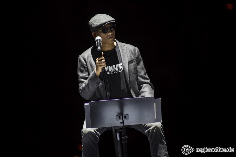Xavier Naidoo (live in Mannheim, 2016)