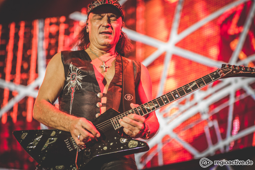 Zurück in die Heimat - Scorpions spielen 2019 wieder Deutschlandkonzerte