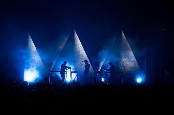Moderater Musikgenuss - Maifeld Derby 2017 bestätigt Moderat als ersten Headliner
