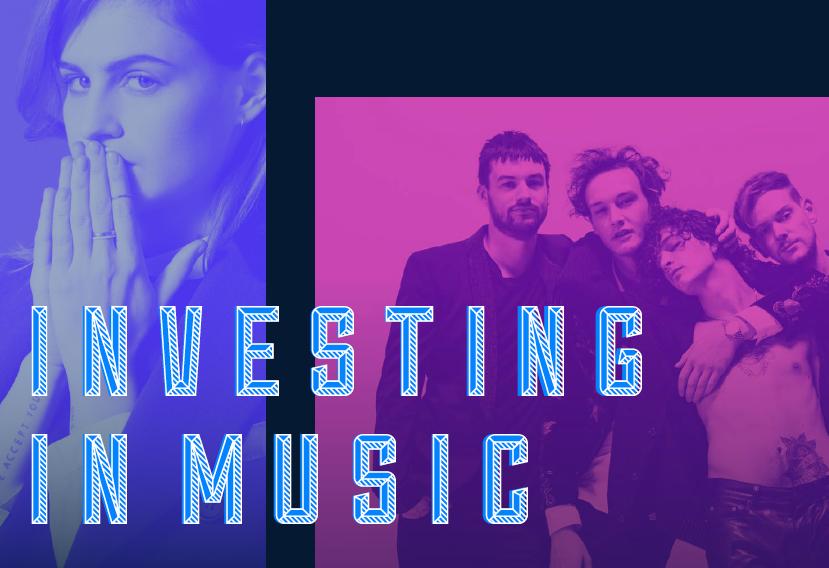 """""""Investing in Music 2016"""": Musikfirmen stecken wieder mehr Geld in neue Künstler"""