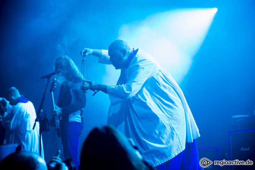 JBO (live beim Knock Out Festival 2016)