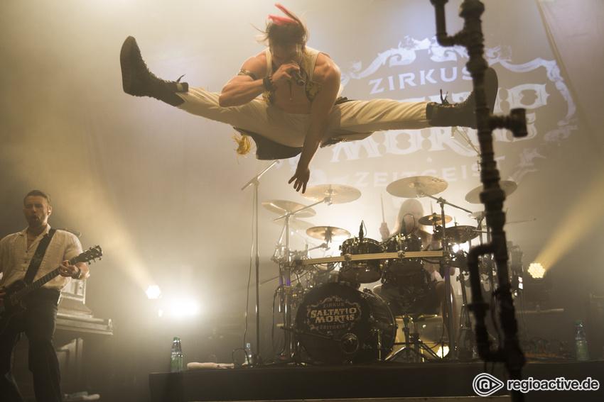 Saltatio Mortis (live beim Knock Out Festival 2016)