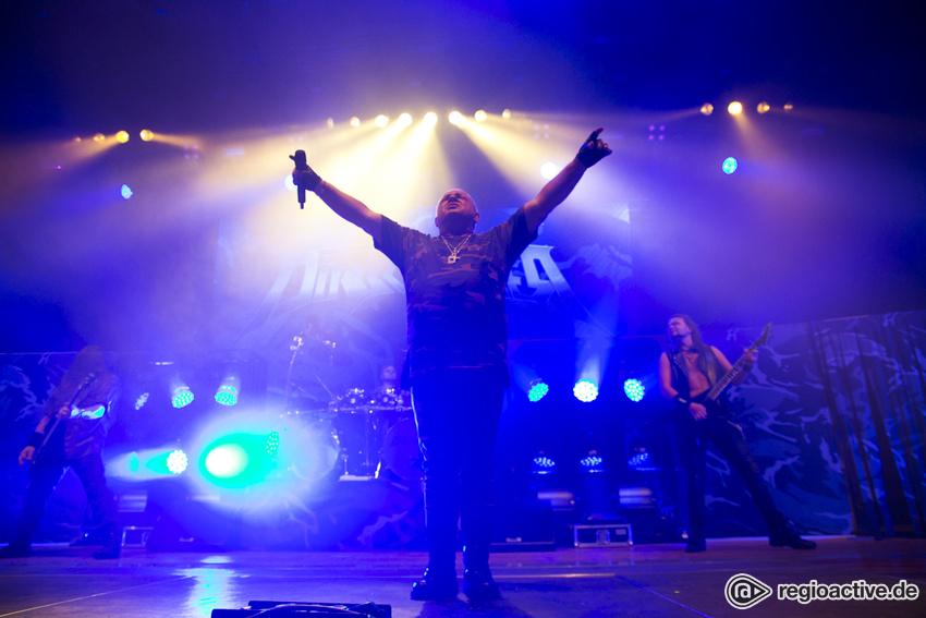 Dirkschneider (live beim Knock Out Festival 2016)