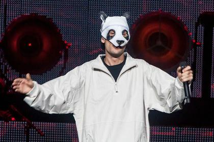 Auf mehreren Ebenen - Cro: Bilder der MTV unplugged Zugabe live aus der SAP Arena Mannheim