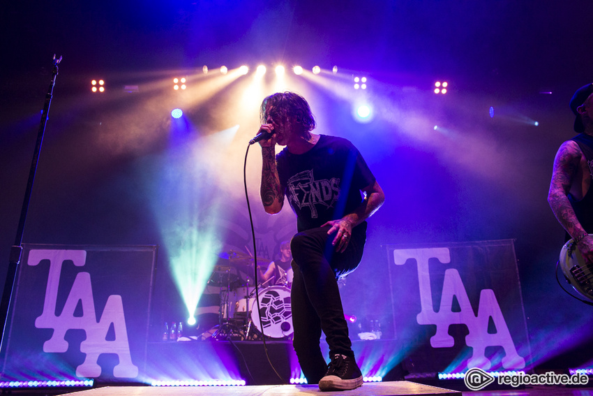 The Amity Affliction (live beim Knockdown Festival, 2016)
