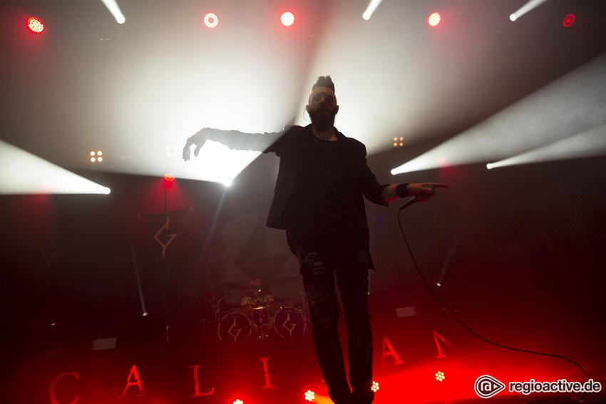Caliban (live beim Knockdown Festival, 2016)