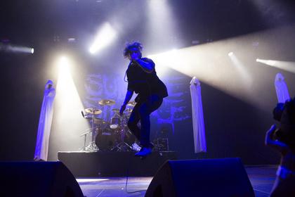 Lautstark - Tödlich: Fotos von Suicide Silence live beim Knockdown Festival 2016 in Karlsruhe