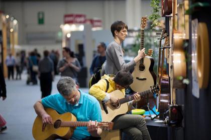 Tickets für die Frankfurter Musikmesse 2017 sind online bereits erhältlich