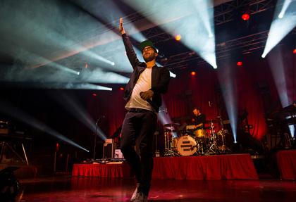 Große Chöre - Mark Forster spielt zahlreiche Open-Air-Konzerte im Sommer 2017