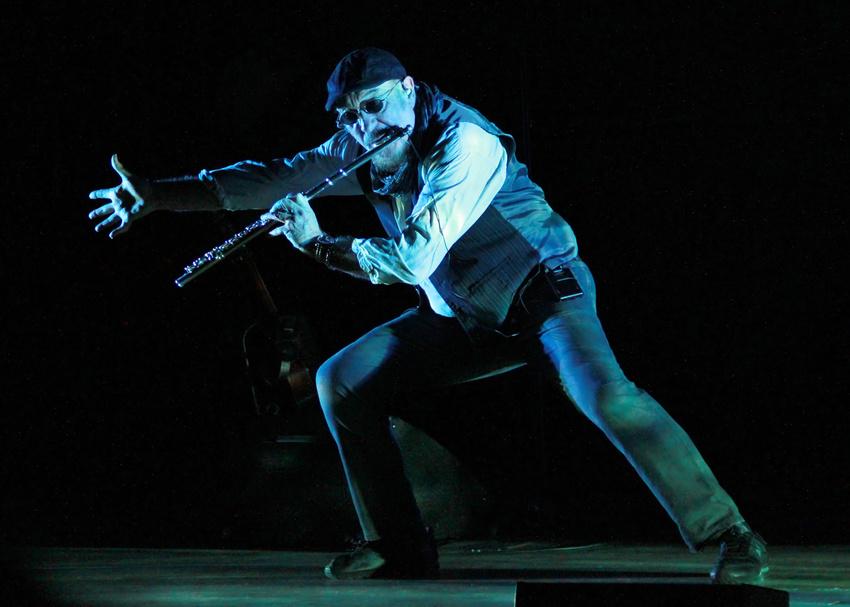Kein Ende in Sicht - Ian Anderson feiert 50-jähriges Jethro Tull-Jubiläum 2018