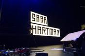 Nahbar: Fotos von Sara Hartman live als Support von Clueso in Darmstadt