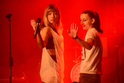 Gut Gelaunt: Fotos von MIA. live im Substage in Karlsruhe