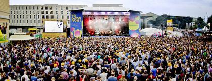 Das Schlossgrabenfest 2019 in Darmstadt sucht noch eine Band für die ECHO-Bühne