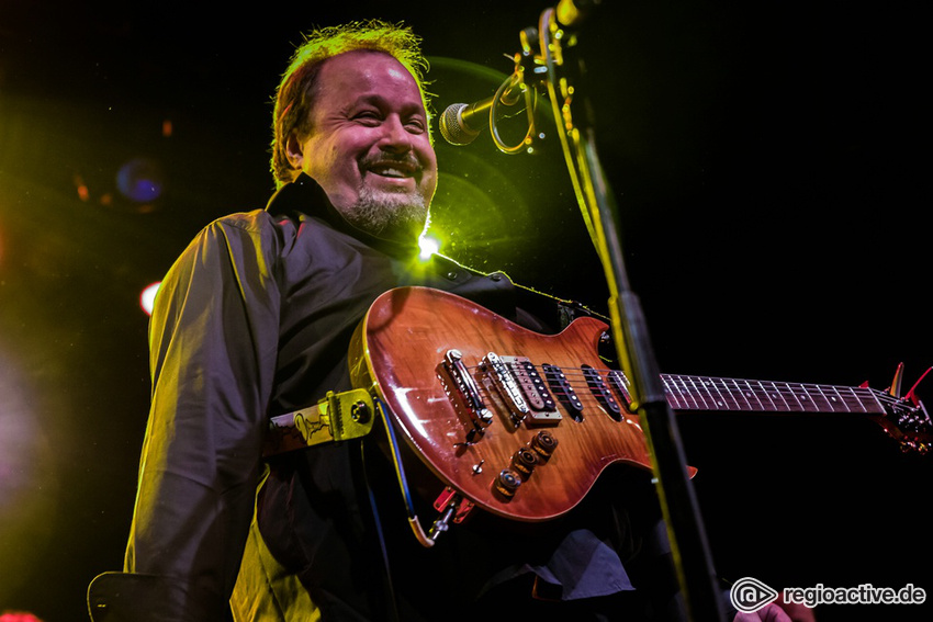 Fotos: Steve Rothery Band live in Frankfurt 2017