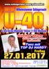 """Ü40-Party in Wilhelmshaven - """"die Wilhelmshavener Schlagernacht"""" mit Günther Sturm aus Österreich - Top-DJ Hardy aus Köln"""